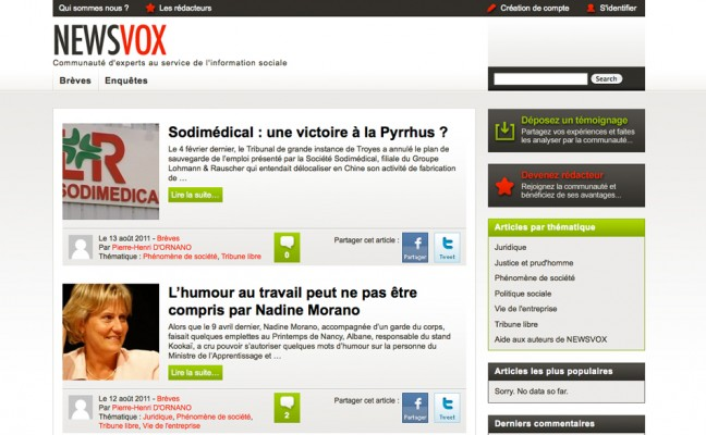 Site multi-utilsateur WordPress