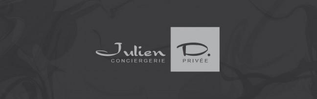 Création de logo pour une société de conciergerie privée