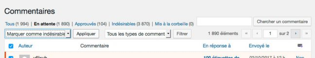 commentaire-wordpress-indesirable